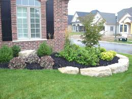 pictures ranch house landscaping ideas for front of house