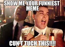 Show Me Meme - show me your funniest meme cun t tuch this meme ray liota