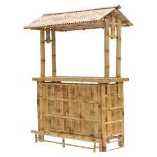 bamboo patio tiki bar from target my home ideas