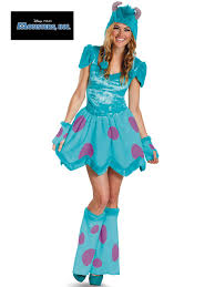 sassy sulley costume wholesale monsters inc costumes for