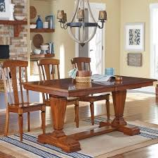 Solid Wood Formal Dining Room Sets Formal Dining Room Set Double Pedestal Table Classic Dining