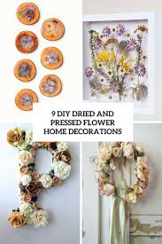 pressed flowers 9 diy dried and pressed flower home decorations shelterness