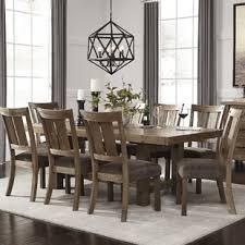 modern formal dining room sets 9 modern formal dining sets you ll wayfair
