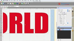 easy cut studio create stencil lettering with stencil bridge youtube