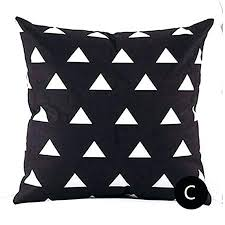 Black And White Throw Pillows Black White Galaxy Throw Pillow From