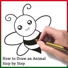 how to draw an animal step by step android apps on google play