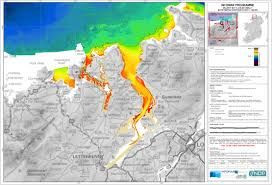 Water Country Map Seabed Maps Lough Swilly