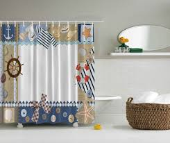 curtains coastal bathroom tile ideas ocean themed bathroom