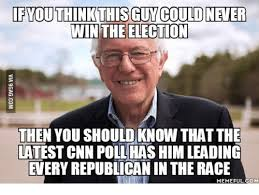 Latest Meme - if you think this guycould never win the election then you should