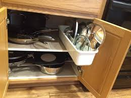 Ikea Pull Out Drawers Use Ikea Variera Under The Sink Pull Out Organizer For Your Pot