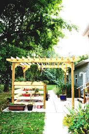 Cheap Backyard Patio Ideas Outdoor Garden Decorations From Junk Diy Garden Decor Ideas