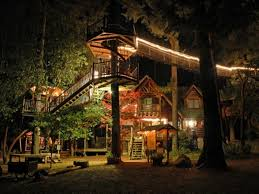 cool tree house awesome treehouse designs for your backyard