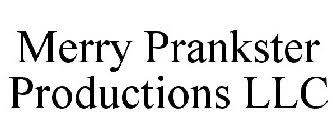 merry prankster productions llc trademark serial number 86622434