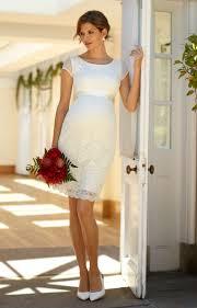 shift wedding dress maternity shift dress ivory maternity wedding dresses