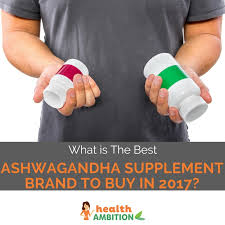 which brand is the best what is the best ashwagandha supplement brand to buy in 2017