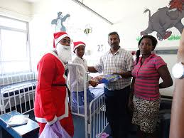 children u0027s ward addington hospital christmas gifts and wheelchair