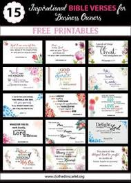 inspirational bible verse cards free printables from page of joy