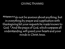 philippians teaches philippians teaches a thanksgiving