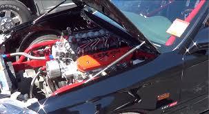 nissan 350z quad turbo swap insanity 454 lsx engine in a u002796 honda civic revved