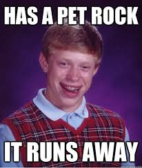 How To Make Meme Videos - bad luck brian bad luck brian memes pinterest bad luck brian