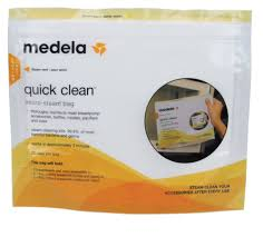 amazon com medela quick clean micro steam bags 2 packs of 5