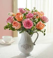 pitcher of roses pitcher of roses in absecon nj south jersey florist