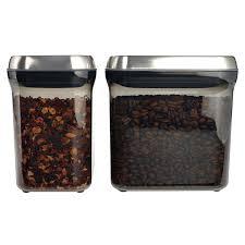 amazon com oxo good grips tea pop food storage container small