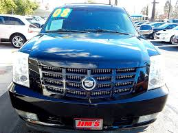 2008 used cadillac escalade awd at jim u0027s auto sales serving harbor