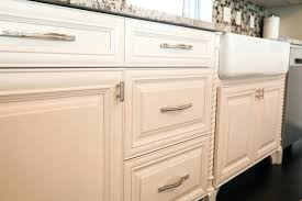 hardware for white kitchen cabinets crystal knobs for kitchen cabinets mitered raised panel door