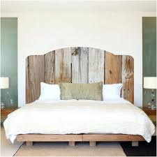 Pallet Wood Headboard Headboards Headboard For King Bed Awesome Diy Wooden Headboard