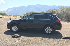 subaru outback sport 2016 review the 2016 subaru outback 2 5i is a mixed bag feedthehabit com