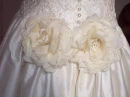 occasion mariage de mariée soie sauvage et dentelle de calais d occasion