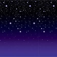 arabian scene setters starry night backdrop 4 x 30 remember