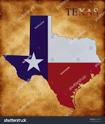 Old World Map Poster by Map Texas On Old Background Stock Illustration 98108489 Shutterstock
