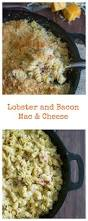 lobster and bacon mac and cheese wok u0026 skillet
