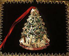 White House Christmas Ornaments Collection by 2006 White House Christmas Ornament Tiffany Glass In The White