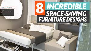 this space saving furniture will save your small apartment awesome