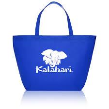 custom budget non woven shopper tote bags tot90 discountmugs