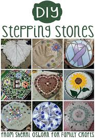 Stepping Stone Molds Uk by 25 Unique Stones For Garden Ideas On Pinterest Decorative