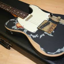 Shabby Chic Guitars by The Art Of Aging Guitars How To Achieve The Road Worn Look