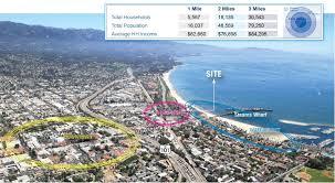 Santa Barbara Map Lee U0026 Associate Santa Barbara Completes 7 2m Restaurant Sale