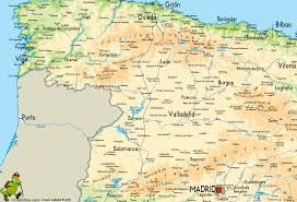 Santander Spain Map by Oviedo Spain Pictures Citiestips Com