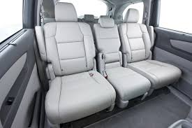Interior Of Honda Odyssey 2011 Honda Odyssey Minivan Officially Revealed 45 Photos