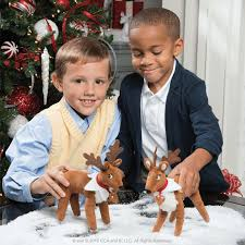 on shelf reindeer products santa s store the on the shelf