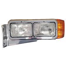 peterbilt 379 cab marker lights peterbilt 379 headlight assembly 16 07572l p 16 07572r p raney s