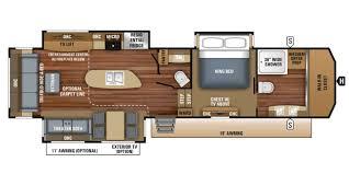 destination trailer floor plans destination trailer floor plans crossroads rv introduces sonoma
