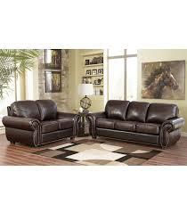 2 piece living room set living room sets breckenridge 2 piece leather set