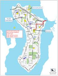 mercer map the mercer island water issue br continue boiling it breaking