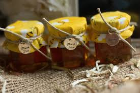 honey jar favors wedding favors baby shower favors bumble