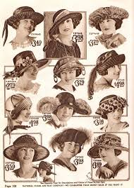 hair style names1920 1920s hat styles for women history beyond the cloche hat